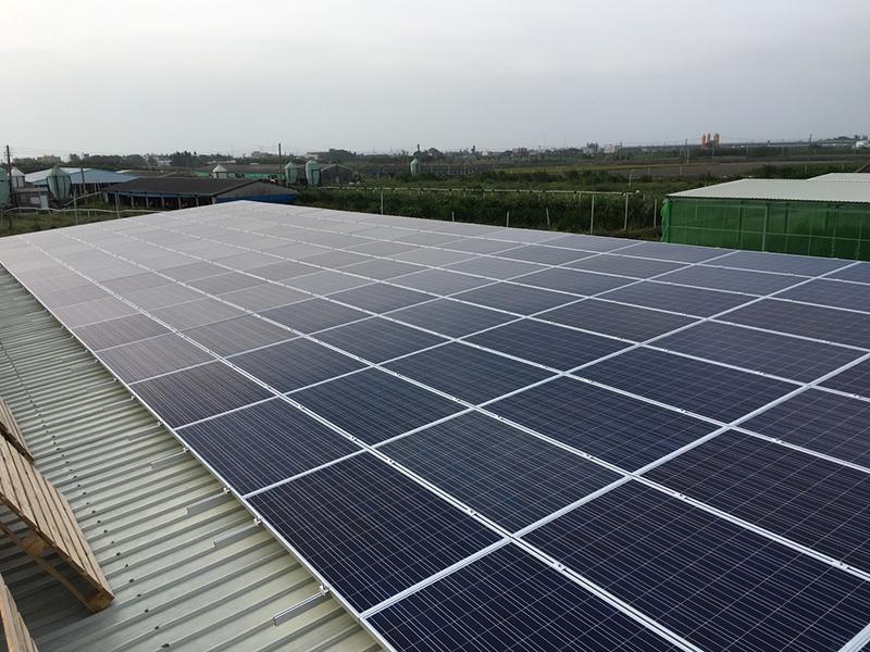 農場太陽能系統